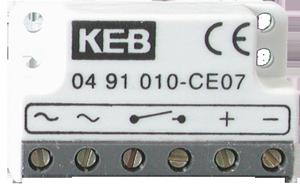 Brake rectifier - DC side switching