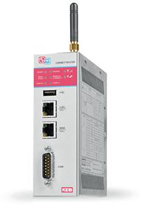C6M router for remote machine