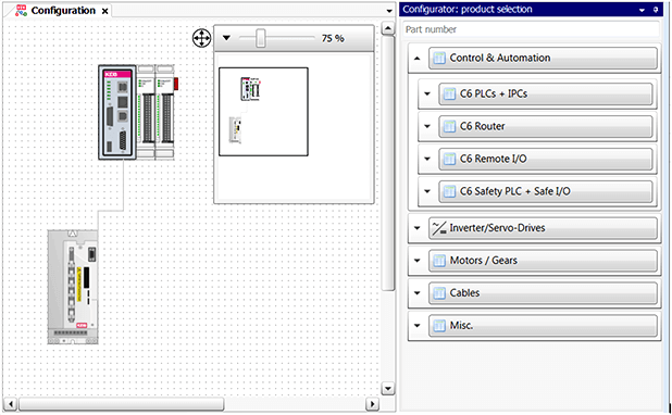 Software automation for industrial robotic systems