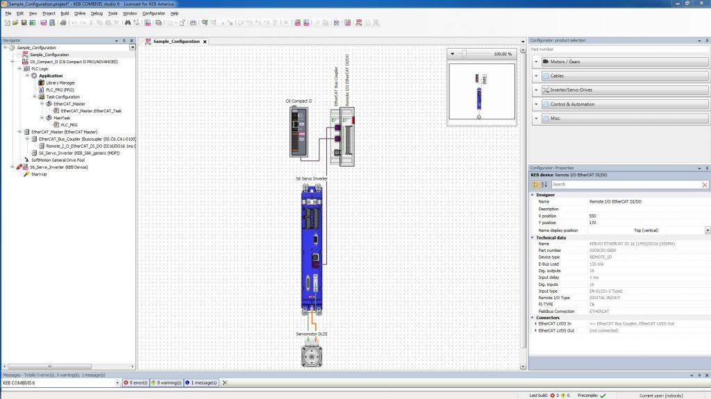 Combivis Studio 6 Configurator