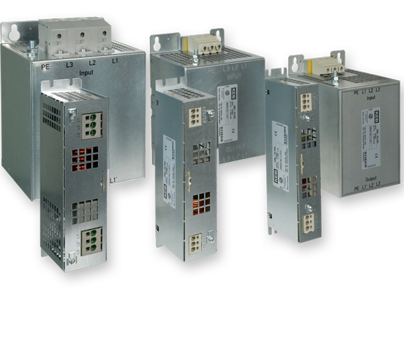 low leakage emi filter for vfds