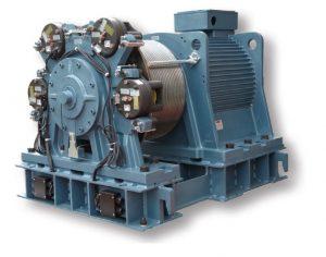 high torque elevator motor
