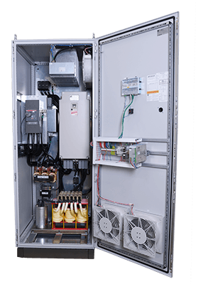 energy conversion VFD panel