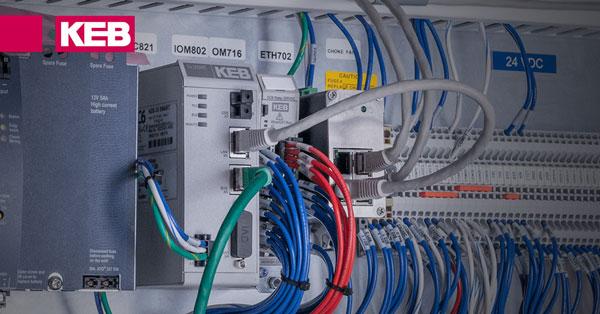 ethercat controls panel