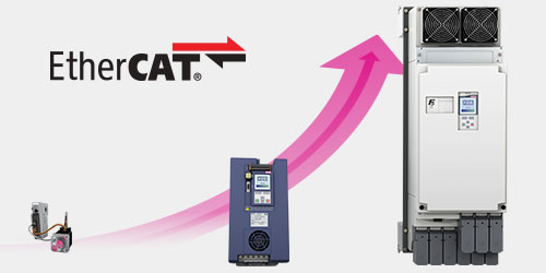 ethercat scalable drives