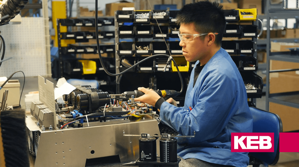Control Electronic F5 Drive Assembly ISO 9001 Facility