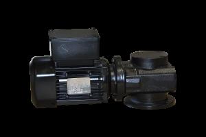 IP65 gear motor used in marine application