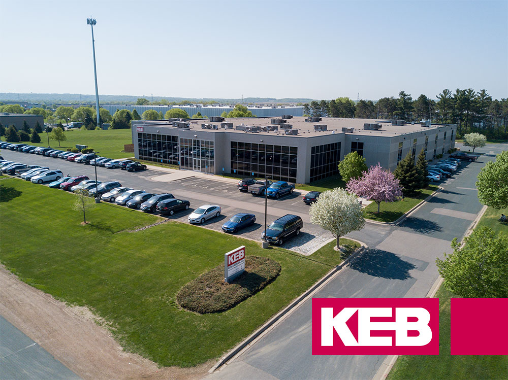 KEB America is a ISO 9001 2015 certified facility