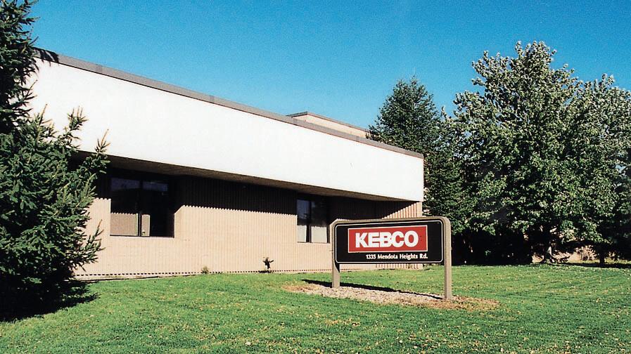 KEB America Timeline KEBCO building
