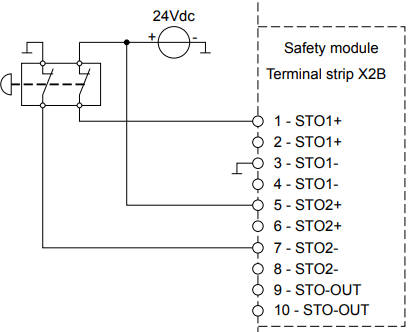 How to Wire an Emergency Stop Switch monitoring