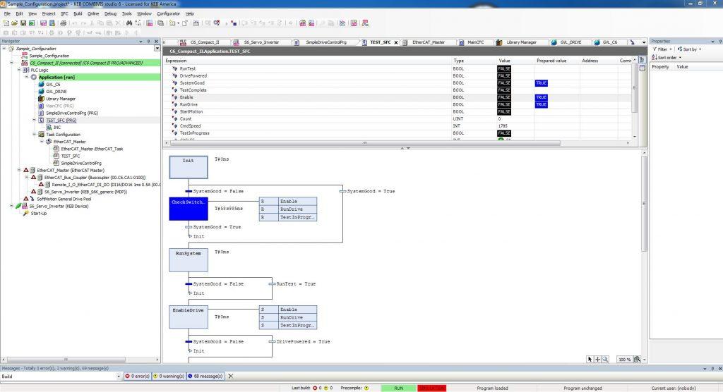 Combivis Studio 6 Simulation