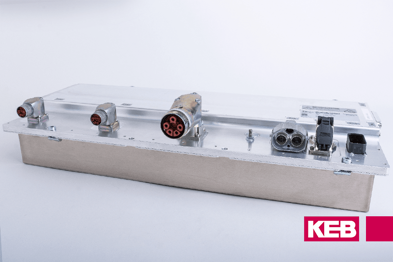 KEB T6 inverter_Fuel Cell vehicle