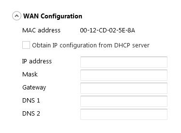 Remote access allen bradley WAN config