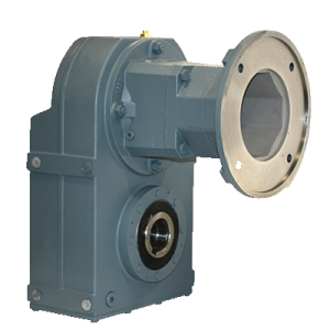 gearmotors for packaging - nema input speed reducer and helical offset gearbox