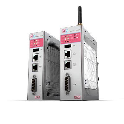Remote Monitoring for Elevators   Secure Tools for improved Diagnostics    KEB