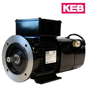 induction vector motor encoder